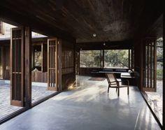 Studio Mumbaï Architects - Copper House in Maharashtra