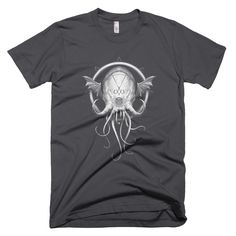 The Dead Waits Dreaming - Men's T-Shirt
