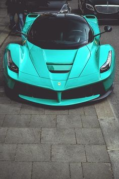 Ferrari LaFerarri...