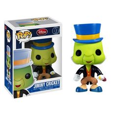 Jimminy  Funko Pop Vinyl toy