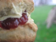 The Secluded Tea Party: A Scone Recipe Challenge!
