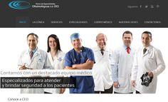 Renovamos nuestra página web. Visita www.ceomedellin.com y cuéntanos qué te parece. En la #ClínicadeEspecialidadesOftalmológicas trabajamos para darte un mejor servicio.