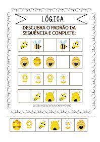 Bee Activities, Scissor Skills, Cute Coloring Pages, Worksheets, Jar, Coding, Education, Notebook, Gabriel