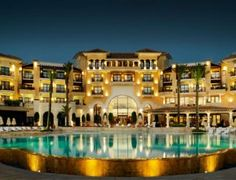 Murcia InterContinental Mar Menor Golf Resort and Spa in Spain, Europe Spas, Indoor Swimming Pools, Holiday Resort, Spanish House, Hotels, Golf, Travel And Tourism, Resort Spa, Outdoor Pool