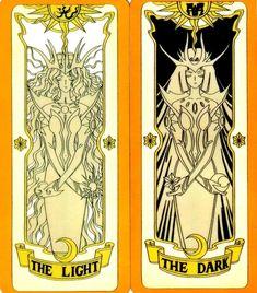 cardcaptor sakura the light and the dark