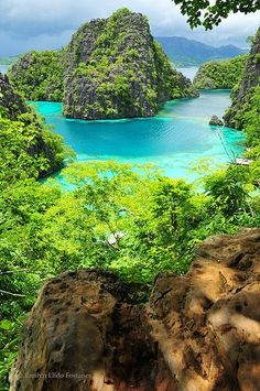 Kayangan Lake, Coron islands, Palawan, Philippines -- Without all the corruption going on here, Philippines is still the best!