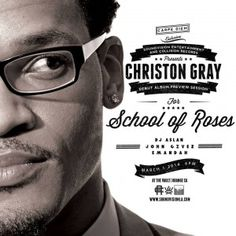 'School Of Roses' Christon Gray's Recently Announced Album Gets Name and More! - Rap Passion