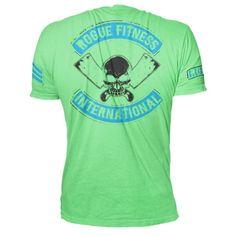 Rogue Neon Green International Shirt
