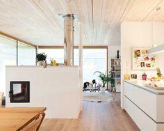 Achleitner House by  bruno moser / architekturWERKSTATT- photo: Christian Flatscher