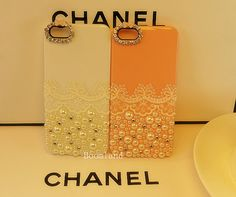 iPhone 5 case, iphone 4 case, bling iphone 4 case,Lace Rose Pearl ,iPhone 4s case,iphone case,Vintage iPhone case