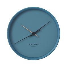 drips-blog: Koppel Clock - Georg Jensen