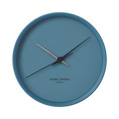 drips-blog:  Koppel Clock - Georg Jensen