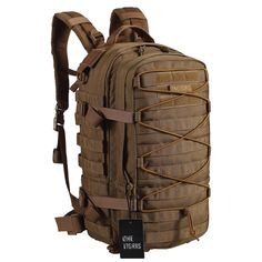 OneTigris Tactical Molle Backpack Outdoor Gear 24 Hour Assault Pack Daypack 20L 1000D Nylon