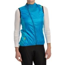 Mavic Cosmic Pro Cycling Vest (For Women) in Blue/Blue - Closeouts