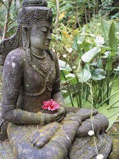 Buddha in Meditation, Bali