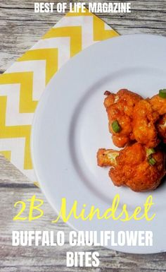 Even if you think you arent a fan of this tender white veggie youll reconsider when you bite into these cauliflower buffalo bites that are Mindset friendly. Lamb Recipes, Salmon Recipes, Lunch Recipes, Gourmet Recipes, Low Carb Recipes, Veggie Recipes, Drink Recipes, Crockpot Recipes, Crockpot Lunch