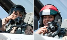 Has family of UAE's first female fighter pilot publicly disowned her ?    From Michael Stubblefield: break those family ties.  New blood line.  Freedom.
