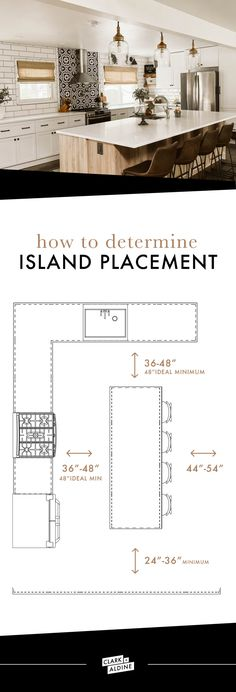 kitchen remodel with island * kitchen remodel ; kitchen remodel on a budget ; kitchen remodel before and after ; kitchen remodel with island ; Kitchen Island Storage, Kitchen Layouts With Island, Farmhouse Kitchen Island, Modern Kitchen Island, Kitchen Small, Country Kitchen, Kitchen Island Building Plans, Kitchen Island Remodel Ideas, Kitchen Island Seating