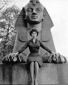 Sofia Loren in London?