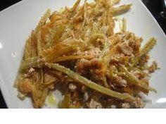 HCG Diet Baked Celery