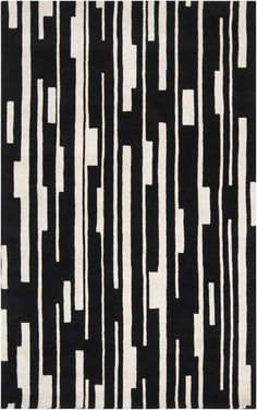 Candice Olson Designed This Linear Graphic Rug For Surya Can 1998