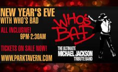 Live Music with Who's Bad The Ultimate Michael Jackson Tribute Band & Atlanta's Best DJ Spinning music in the Piedmont Room overlooking the Midtown Skyline.
