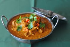 Chunky and Creamy Beef Curry