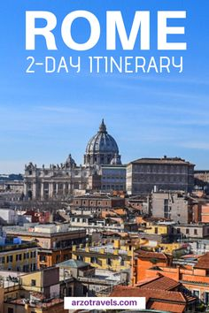 Planning a trip to the eternal city and still feeling lost how to plan your trip. Find this itinerary for Rome, Italy and find out about the 10 best things to do in Rome in two days. Rome Winter, Italy Travel Tips, Travel Europe, Europe Train, Travel Guide, Italy Destinations, Visit Italy, Am Meer, Roadtrip
