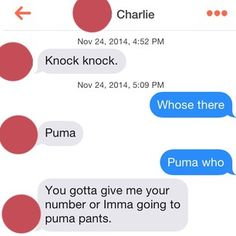 And, of course, Charlie.   The Most Important Tinder Moments Of 2014