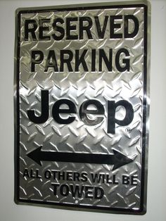 We a spot reserved for you at http://www.facebook.com/JeepMcCarthy