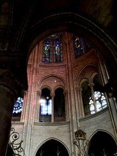Notre Dame, Paris, France September, 2015
