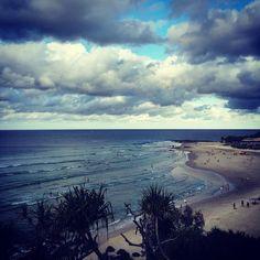 Snapper rocks from Greenmount Hill. #SnapperRocks #snapper #greenmount #beach #nature #australia #goldcoast #queensland #qld #gc #ocean by aquaholic36