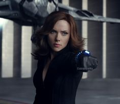 Natasha Romanoff / Black Widow looked so awesome in Captain America Civil War. Hadsome of her best fight scenes, too.