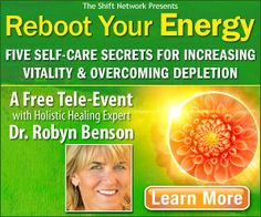 reboot your energy free teleseminar