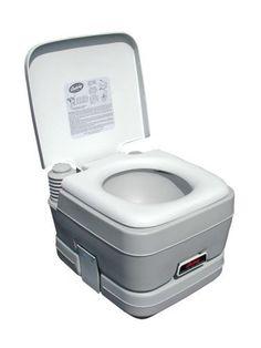 Century 6205 2.6-Gallon Portable Toilet