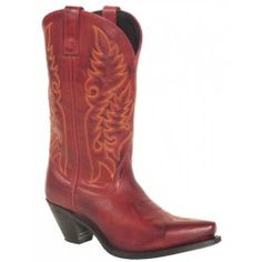 Get your pair of fashion-forward red Laredo Cowgirl Boots online from Love Those Boots. Make heads turn in your new favorite pair of boots today. Womens Cowgirl Boots, Western Boots, Cowboy Boots, Laredo Boots, Boots Online, Shades Of Red, Ruby Red, Fashion Forward, Pairs