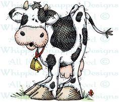 Maribel Cow Whipper Snapper Designs