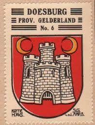 Stadswapen Doesburg
