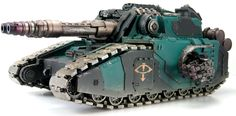 Forge World - Legion Falchion Super-heavy Tank Destroyer Preview