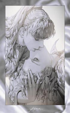 (18) Home / Twitter Manga Art, Manga Anime, Anime Art, Pretty Art, Cute Art, Creation Art, Beautiful Drawings, Boy Art, Art Reference Poses