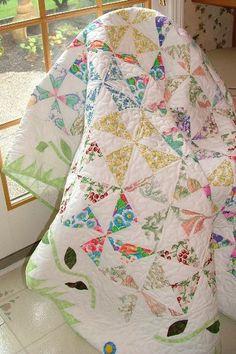 Light summer quilt!