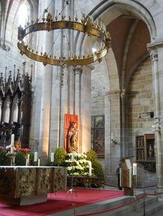 Bamberg Cathedral, Main Altar by Heinz-Jörg Kretschmer on 500px