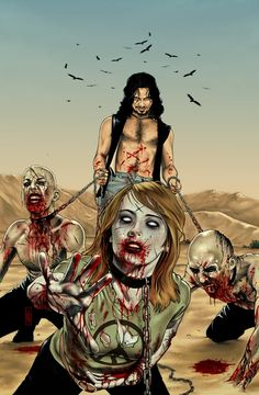 Night of the Living Dead: Death Valley - Michael DiPascale