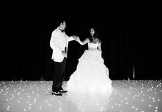 13 Ways to Customize Your Dance Floor - The Knot Blog