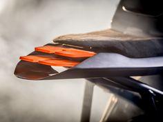 Yamaha and Auto Fabrica release limited edition Type 11 retro-futurist cafe racer Retro Futuristic, Futuristic Design, Custom Bikes, Custom Motorcycles, Cafe Racer Parts, Cx 500, Bike Sketch, Motorbike Design, Bike Builder