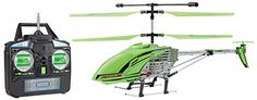 World Tech Toys 3.5 CH Gyro Glow in The Dark Hercules Unbreakable Remote Control Helicopter Review