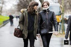 J'ai Perdu Ma Veste / Antonina Petkovic & Josephine – Paris.  // #Fashion, #FashionBlog, #FashionBlogger, #Ootd, #OutfitOfTheDay, #StreetStyle, #Style