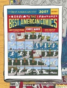 The Best American Comics 2007 by various; edited by Chris Ware. A bit tedious; maybe I am even surprised by how much this collection wore me out. A few years ago I probably would have loved most of these comics. But art/storytelling styles that once looked daring and edgy are not aging well the further we get from the 20th century. Finished August 27.