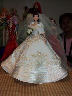 Philippine Maria Clara Bridal Gown