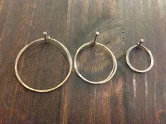 Beauties! Kathleen Doyle Murphy: Gold Fill Infinity Hoops